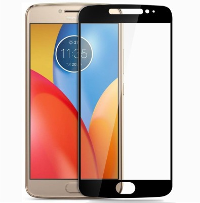 Power Edge To Edge Tempered Glass for Motorola Moto E4 Plus(Pack of 1)