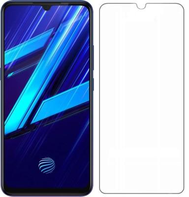 Karirap Edge To Edge Tempered Glass for Vivo Z1x(Pack of 1)
