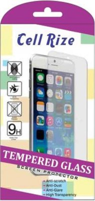 CellRize Tempered Glass Guard for BlackBerry Z3(Pack of 1)