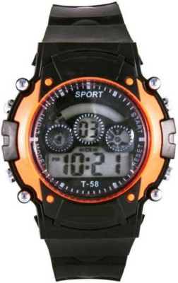 Alpha Sales KK-4 Digital Watch  - For Men