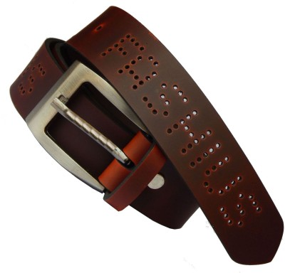 Fashius Men Brown Artificial Leather Belt