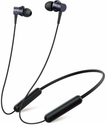 1More Wireless Bluetooth Earphones with Mic Bluetooth Headset with Mic(Space Grey, In the Ear)