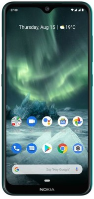 Nokia 7.2 (Cyan Green, 64 GB)