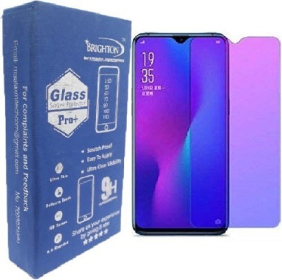 BRIGHTRON Tempered Glass Guard for Realme 3 pro(Pack of 2)