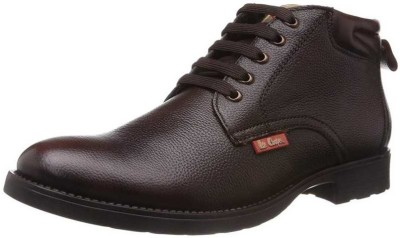 Lee Cooper Boots For Men(Brown)