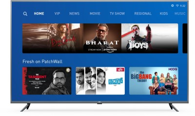 MI 4X 65 inch Smart LED TV is a best LED TV under 80000