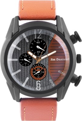 JIM DANIEL JDM-112BC Latest Trending Fashionable Chronograph Design Analog Watch - For Men Analog Watch  - For Men & Women