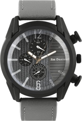 JIM DANIEL JDM-112BD Latest Trending Fashionable Chronograph Design Analog Watch - For Men Analog Watch  - For Men & Women