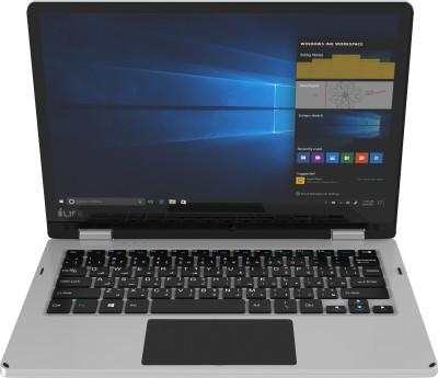 LifeDigital Zed Series Celeron Dual Core - (2 GB/32 GB EMMC Storage/Windows 10 Home) Zed Note Prime 2 in 1 Laptop(11.6 inch, Silver, 1.58 kg)