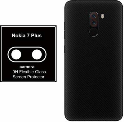 Novo Style Camera Lens Protector for Nokia 7 Plus(Pack of 1)
