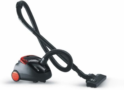 Eureka Forbes Trendy Zip Dry Vacuum Cleaner(Red & Black)