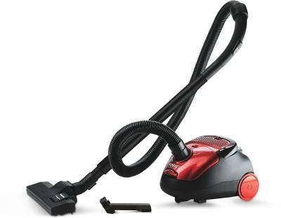 EUREKA FORBES Trendy Nano Dry Vacuum Cleaner Black   Maroon EUREKA FORBES Vacuum Cleaners