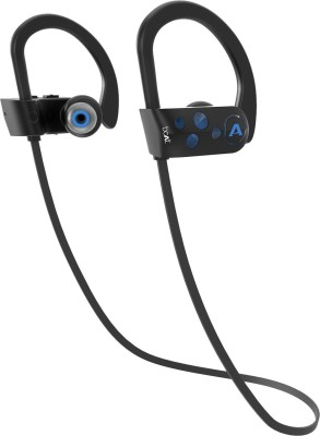 boAt Rockerz *** Bluetooth Headset with Mic(Jazzy Blue, In the Ear)