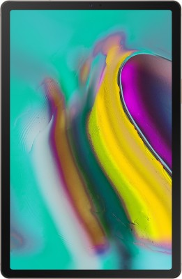 Samsung Galaxy Tab S5E LTE 64 GB 10.5 inch with Wi-Fi+4G Tablet (Gold)