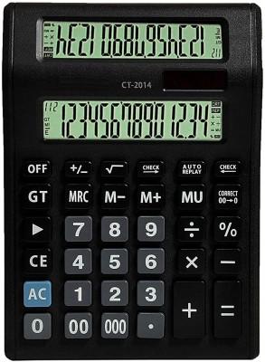 Neel Big Dual Display 14 Digits Financial and Business Calculator Big Dual Display 14 Digits Financial and Business Calculator Basic...