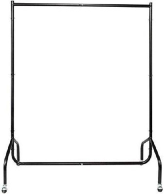 House of Quirk Steel Floor Cloth Dryer Stand Clothing Rack Stand Garment Rack(1 Tier)