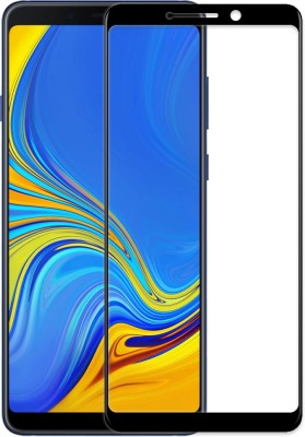 Genron Edge To Edge Tempered Glass for Samsung Galaxy A9(Pack of 1)