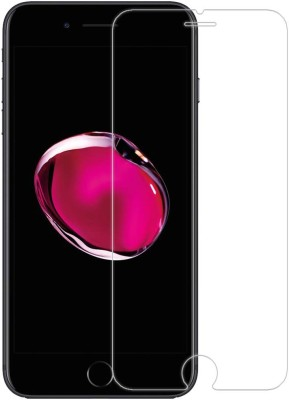 Genron Tempered Glass Guard for Apple iPhone 7 Plus(Pack of 1)
