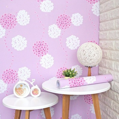 WolTop Extra Large PVC WallPaper  Sticker(Pack of 1)