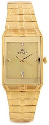 Titan 9151YM03 KARISHMA Analog Watch   For Men Titan Wrist Watches
