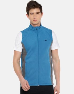 Wildcraft Sleeveless Color Block Men Jacket