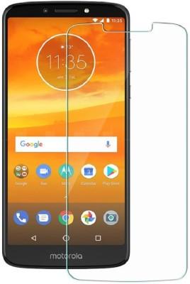 Maxpro Tempered Glass Guard for Motorola Moto E5 Plus(Pack of 1)