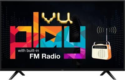 Vu 80cm (32 inch) HD Ready LED TV  with FM Radio(32BFM)