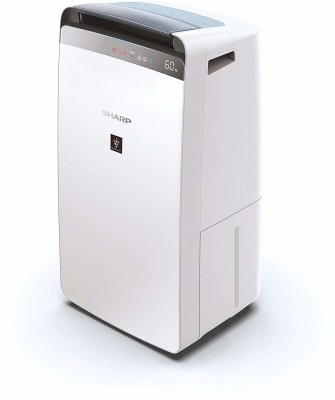 Sharp Air Purifier & Dehumidifier for Homes, Rooms, Offices | Awarded Plasmacluster Tech. | True HEPA H14 (in E1822 type)...