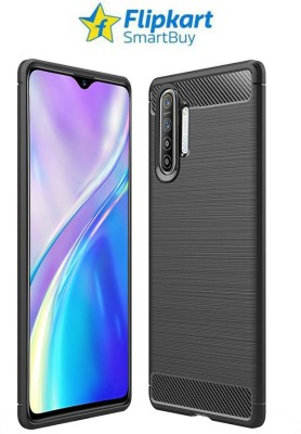 Flipkart SmartBuy Back Cover for Mi Redmi 7A(Black, Rugged Armor)