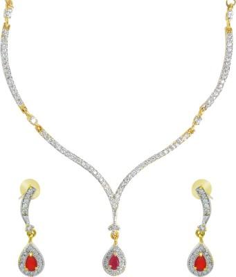memoir Brass Jewel Set(Gold, Silver)