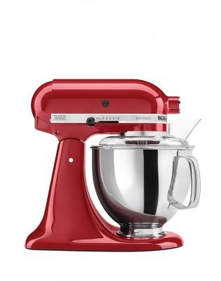 Kitchen Aid Artisian Series 5KSM150PSDER 300 Mixer Grinder(Empire Red, 1 Jar)