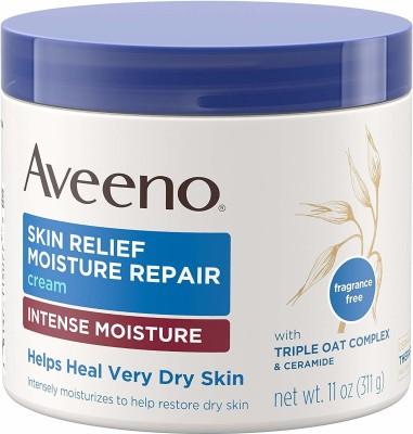 Aveeno Skin Relief Moisturizing Cream, 11 Oz(311 g)