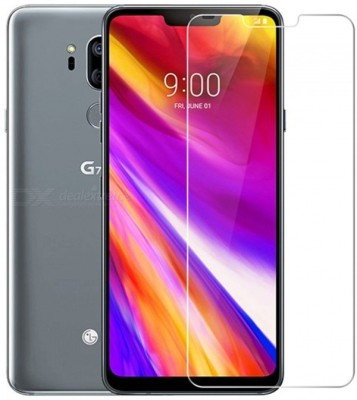 SHAKU Impossible Screen Guard for Lg G7 Thinq(Pack of 1)