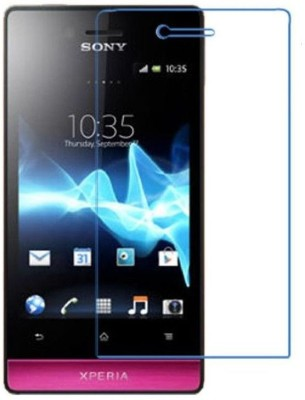 SHAKU Impossible Screen Guard for Sony Xperia Miro(Pack of 1)