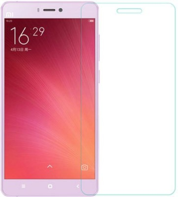 SHAKU Impossible Screen Guard for Mi Redmi 4(Pack of 1)