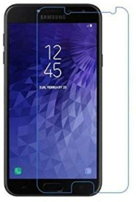 Power Tempered Glass Guard for Samsung Galaxy J4 2018(Pack of 1)