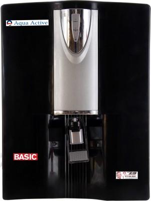Aqua Active Mi y 12 L RO Water Purifier(Black)