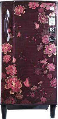 Godrej 185 L Direct Cool Single Door 3 Star Refrigerator Joy Wine, R D EDGE 200 WHF 3.2 JOY WIN Godrej Refrigerators