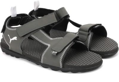 [All Sizes] Puma Revolution IDP Men Grey Sandals