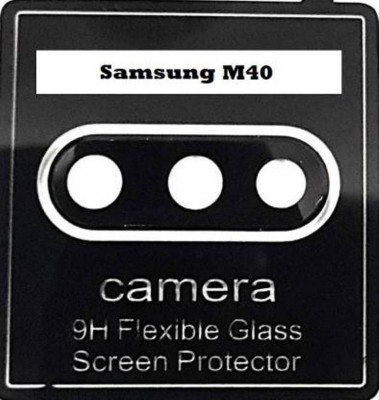 EASYBIZZ Camera Lens Protector for Samsung Galaxy M40(Pack of 1)