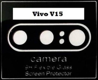 EASYBIZZ Camera Lens Protector for Vivo V15(Pack of 1)