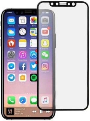 Head Kik Edge To Edge Tempered Glass for Iphone Apple XS Max(Pack of 1)