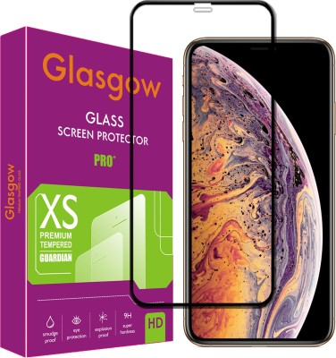 Glasgow Edge To Edge Tempered Glass for Apple iPhone 11 Pro Max(Pack of 1)