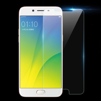 Brown Bee Tempered Glass Guard for OPPO F1 Plus(Pack of 1)