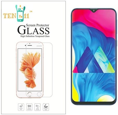 Ten To 11 Tempered Glass Guard for Samsung Galaxy A70(Pack of 1)
