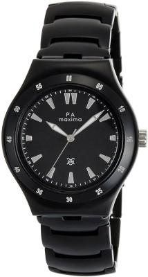 Maxima 29941CMGB Aluminium Analog Watch  - For Men