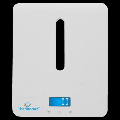 Thermocare Digital electronic weight machine for kids Body Weight Weighing Scale(White)