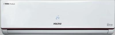 Voltas 1.5 Ton 3 Star Split Inverter AC  - White(183 VCZJ (R 32), Copper Condenser)