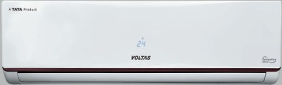 Voltas 1.5 Ton 3 Star Split Inverter AC - White(183 VCZJ (R 32), Copper Condenser)