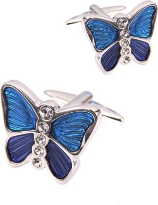 ZIVOM Brass Cufflink(Blue)